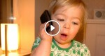 5-year-old dials 911. What she said to the operator? I'm SPEECHLESS!