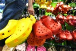 ARE YOU WEARING CANCER-CAUSING SANDALS? IT'S ABOUT TIME TO THROW AWAY THOSE CROCKS-LIKE SHOES