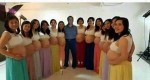 GENIUS! ONE HUSBAND WITH 13 WIVES, ALL PREGNANT AT THE SAME TIME & SAME MONTH