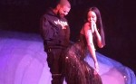 OMG! Rapper Drake & Rihanna Caught In Embarrassing Moment On Stage