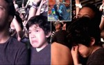 This Young Lad And His Father Went Emotional After Watching Coldplay Perform Live