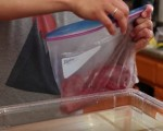 He's About To Show You How To Easily Vacuum-Seal Food Without Any Technology