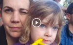 Her 3yr Old Asked A Strange Man Next To Her To Hold Her. His Reaction SHOCKS The Mother. WOW!