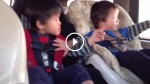 Two Transportation-Obsessed Tots Talk About Their Love Of Planes Without Saying A Word. Amazing!