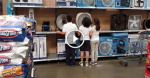 A Walmart Shopper Randomly Witnessed These Kids Doing Something Crazy – Wow