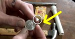 He Takes A Quarter And Changes It Into A Beautiful, Priceless Gift. You HAVE To See This!