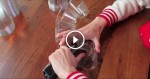 She Started Out By Stapling Plastic Cups Together. The End Result Is Stunning