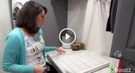 This Tired Mother-Of-Six Spends $400 To Upgrade Her Laundry Room. The Result? You HAVE To See!
