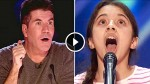 Judges Have No Faith in This 13 year old Singer, But When She Opens Her Mouth…SHOCK!