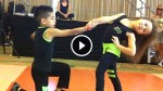 This Little Dance Duo Will Definitely Make You Wanna Hit The Dance Floor! This Is Awesome.