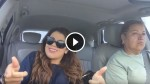 Daughter Was Having Fun Dancing in the Car, But Check Out How Her Mother Reacted! Seriously, LOL