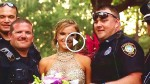 Police Officers Show Up on This Girl`s Prom, But Wait to See What They Are Holding in Their Hands…