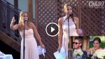 These Sisters Were Suppose To Give A Wedding Toast, But Bride And Groom Never Expected Something Like This, EVER!