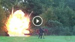He Made it Look Like Their Son Exploded! This Prank Probably Went Too Far!