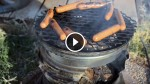 He Found Some Old Rims and Turned Them Into An Awesome DIY Barbecue! This is Genius!