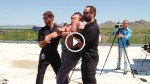 This Guy Was Brave Enough To Accept Getting Hit By A Taser Gun! It Looks Extremely Painful!
