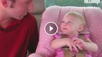 Check Out Why This Dad Wonders if Aliens Are Communicating Through His Baby's Body! Hilarious!