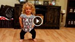 This Cute 5 Year Old is Born With Short-Limbed Dwarfism, And People Are Loving Her Dancing Performance!