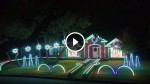 This is One Awesome Christmas Decoration, But Wait to Hear The Music! Amazing!