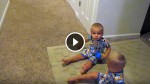 Mom Tells These Adorable Twin Boys To Go To Bed, And What Happens Next is Beyond Every Expectations!