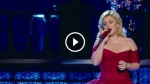 """Kelly Clarkson's Performance of """"Silent Night"""" gave me Goosebumps, But Wait to See who Joins Her!"""