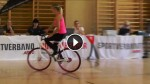 Girl Casually Rides Her Bike Into An Audition. What She Does Next Leaves Everyone Stunned