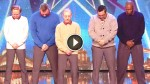 Five Old Men Take Their Spots. But When They Look Up? Everyone Is Stunned!