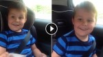 Mom Shows Ultrasound Pictures To Her Boy, But She Didn't Expect THIS Reaction!!
