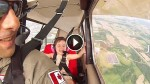 Pilot Dad Takes His 4 Year Old Daughter On A Wild Flight. Her Reaction? PRICELESS
