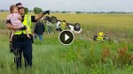 Dad Was Killed In The Car Crash. Now Watch What This Heroic Cop Does For The Little Girl