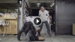 He Assaults A Homeless Man Outside His Shop. But What Happens The Next Day? I Can't Stop Crying!