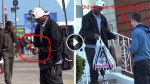 He Finds A Wallet and Goes Shopping, But Then The Owner Confronts Him!