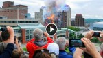 Now This Is How You Demolish A Building With Style!
