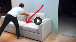 I Did NOT Expect This Couch Could Turn Into THIS. I Want One Right Now!