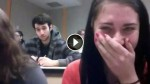 I'm So Glad These Girls Had A Camera To Capture This Hilariously PERFECT Moment During Class