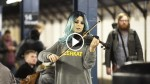 "Famous Violinist Starts Playing ""Hallelujah"" In A Crowded Train Station, But No One Seems to Notice!"
