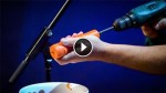 WOW! He Grabs a Carrot And a Drill. What He Does With Them Blew Me Away!