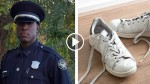 Officer Catches A Little Girl Stealing $2 Shoes And Decides To Take Her Home. What He Saw Inside Broke His Heart