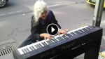 This 80 YO Lady Has Been Working On This Piano Masterpiece for 65 Years. And Now It's Revealed. WOW!