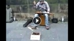Street Performer Plays Multiple Instruments At Once And He Sounds Crazy Good