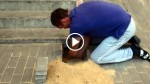 Man Hears Cries From Under The Sidewalk. What He Decides To Do Makes Him My HERO!