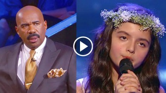 "This 10-year-old Delivers A Sensational Performance Of Sinatra's Classic, ""Fly Me To The Moon."" Her First Note Left Us Completely Awestruck"