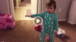 Little Girl FARTS On Camera And She Could Not Be More PROUD Of Her Skills
