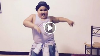 """This 7-Year-Old Boy Had No Idea His Dance Moves To Ed Sheeran's """"Shape Of You"""" Would Go Viral!"""