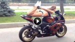 Think You Can Ride A Bike? Wait Till You See What This Russian Girl Can Do …WHOOA
