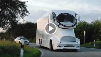 Check Out Why They Call This $2M RV A Luxury Yacht On Wheels