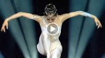 Ballet Dancer Spinning On The Head Of Her Partner Leaves The Crowd Speechless!